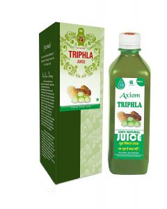Axiom Triphla Juice-500ml Pack of 2pc