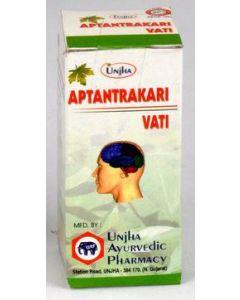 Unjha Aptantrakari Vati-20tab pack of 2pc