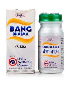 Unjha Bang Bhasma-10gm