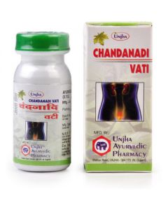 Unjha Chandanadi Vati-40tab