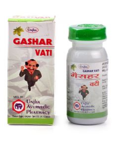 Unjha Gashar Vati-10gm Pack of 3pc