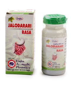 Unjha Jalodarari Rasa-50gm