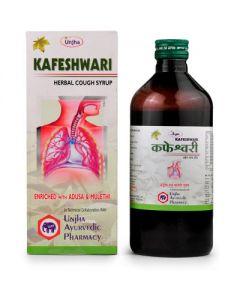 Unjha Kafeshwari Cough Syrup-450ml