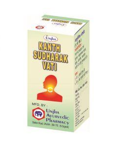 Unjha Kanth Sudharak Vati-5gm pack of 3pc