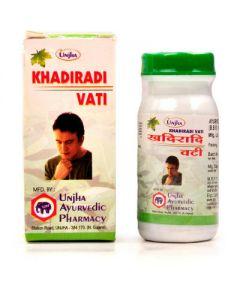 Unjha Khadiradi Vati-10gm pack of