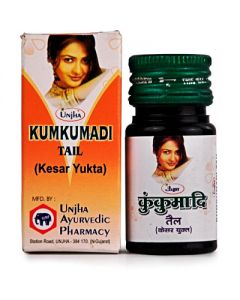 Unjha Kumkumadi Tail-15ml