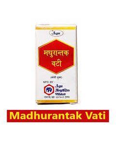 Unjha Madhurantak Vati-5gm Pack of 3pc