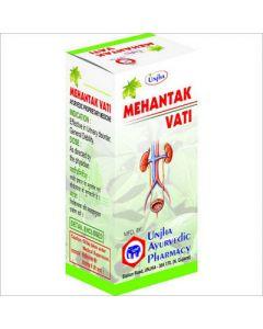 Unjha Mehantak Vati-10gm Pack of 2pc