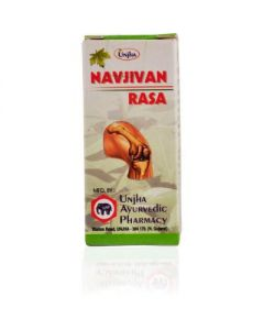 Unjha Navjivan Rasa-20tab pack of 2pc