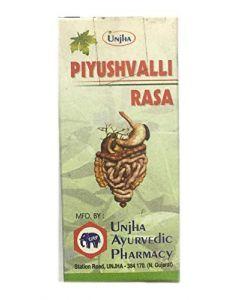 Unjha Piyushvalli Rasa-40tab