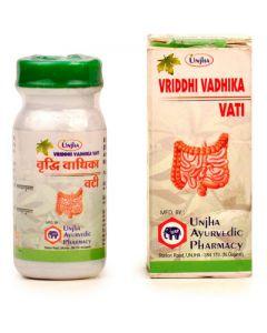 Unjha Vriddhi Vadhika Vati-20tab pack of 2pc