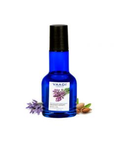 VAADI HERBALS Aromatherapy Body Oil-Lavender & Almond Oil-110 ml