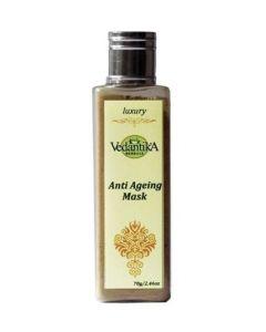 Vedatika Herbals Ayurvedic Anti Ageing Mask-70gm