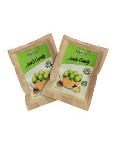 Vedatika Herbals Organic Amla candy-100gm