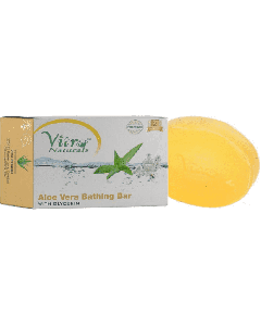 Vitro Aloe Vera Bathing Bar-75gm