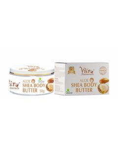 Vitro  Premium Aloe Shea Body Butter 50gm
