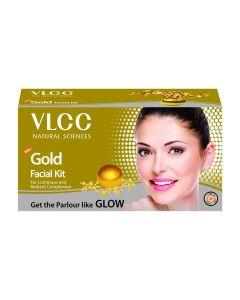 VLCC Gold Facial Kit-60gm