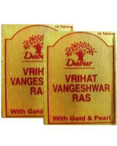 Dabur Vr-Bangeshwar Ras (Gold)-30 Tabs