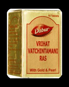 Dabur Vr.Vatchintamani Ras Gold-5tab