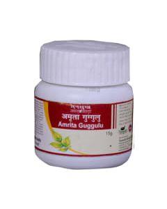 Tansukh Amrita Guggulu-15gm (Pack of 3)