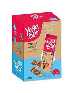 Yogabar Multigrain Energy Bar Vanilla Almond-6PC