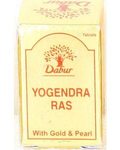 Dabur Yogendra Ras (Gold)-10tab