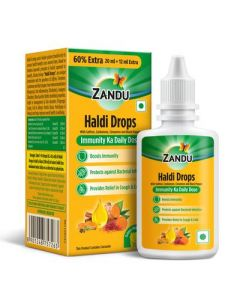 Zandu Haldi Drops-32ml