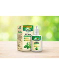 Zandu Tulsi Drops-32ml