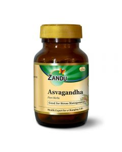 Zandu Single Herb Ashwagandha-55tablets