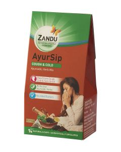 Zandu AyurSip Cough and Cold-100ml