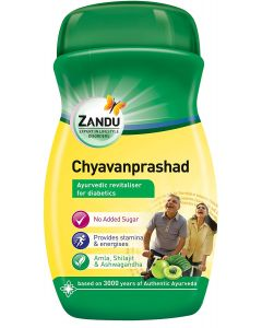 Zandu Chawyanprasad Sugar Free-450gm