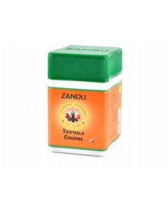 Zandu Triphala Churna-180gm pack of 2
