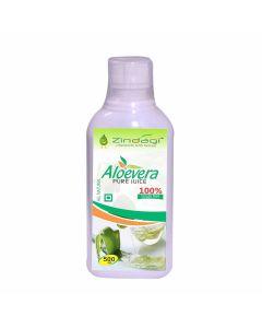 Zindagi Pure Aloevera Juice-500ml