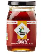 24 Mantra Organic Wild Honey-250g