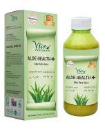 Vitro Naturals Aloe Health + Juice-500ml