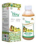 Vitro Naturals Certified Organic Amla Juice-500ml