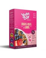 Yogabar Wholegrain Breakfast Muesli-Fruit Nuts & Seeds-400gm