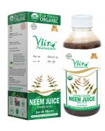 Vitro Naturals Certified Organic Neem Juice-1Ltr