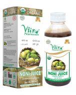 Vitro Naturals Certified Organic Noni Juice -1Ltr