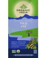Organic India Tulsi Lax-25 Tea Bags