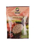 Organic Wellness Arhar Dal-500gm