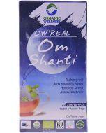 Organic Wellness Om Shanti-25 Tea bags
