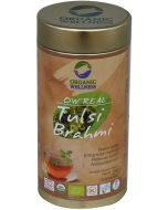 Organic Wellness Real Tulsi Brahmi-100gm Tin