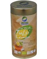 Organic Wellness Real Tulsi Lemon-100gm Tin