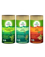Organic India Tulsi Freshness Tea Kit-300gm