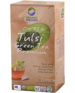 Organic Wellness Real Tulsi Green Tea Premium-25 Tea Bags
