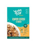 YogaBar Wholegrain Muesli - Almond + Quinoa Crunch 400gm