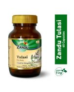 ZANDU Single herbs Tulsi-Tablets